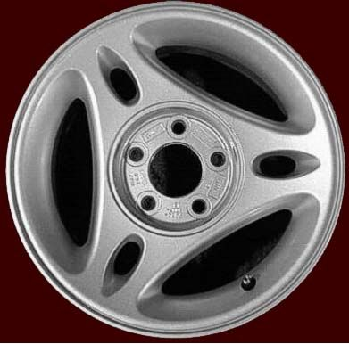 3172A 96 97 98 Mustang 15 Rim Alloy Wheel Ford